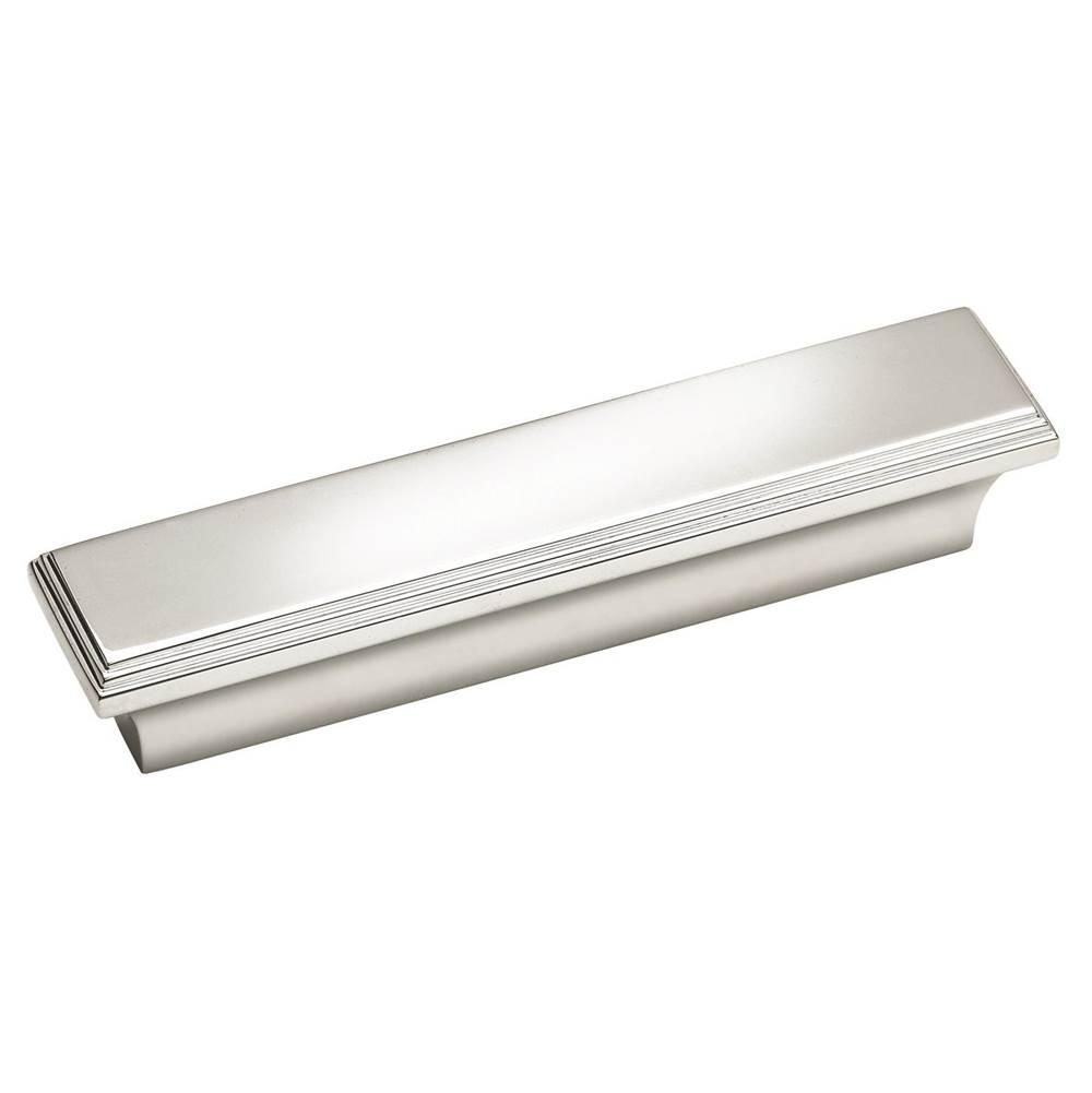Amerock Manor 3 in (76 mm) Center-to-Center Polished Chrome Cabinet Pull