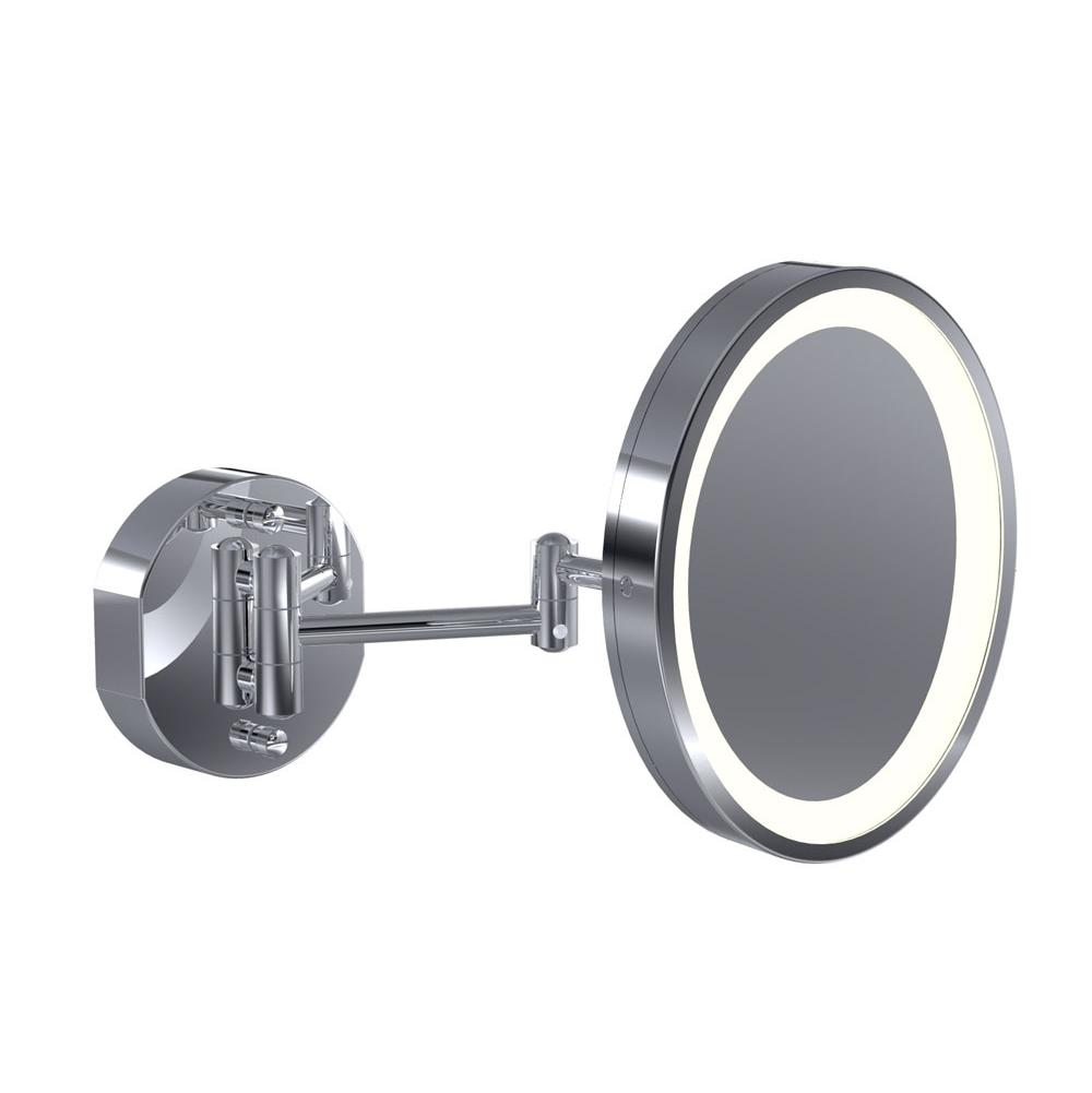 Baci Mirrors Baci Junior Double Arm Wall Mirror - Oval