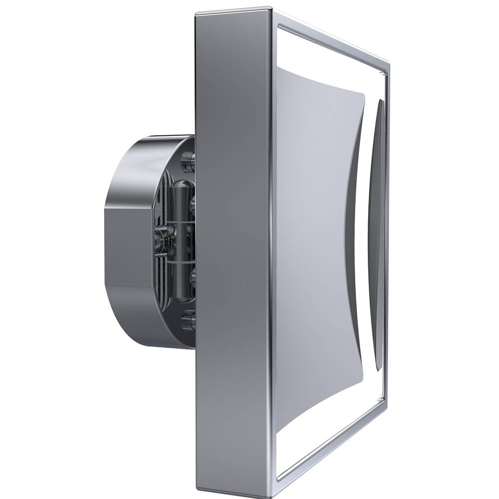 Baci Mirrors Baci Senior Tilt Swivel Mirror -Square