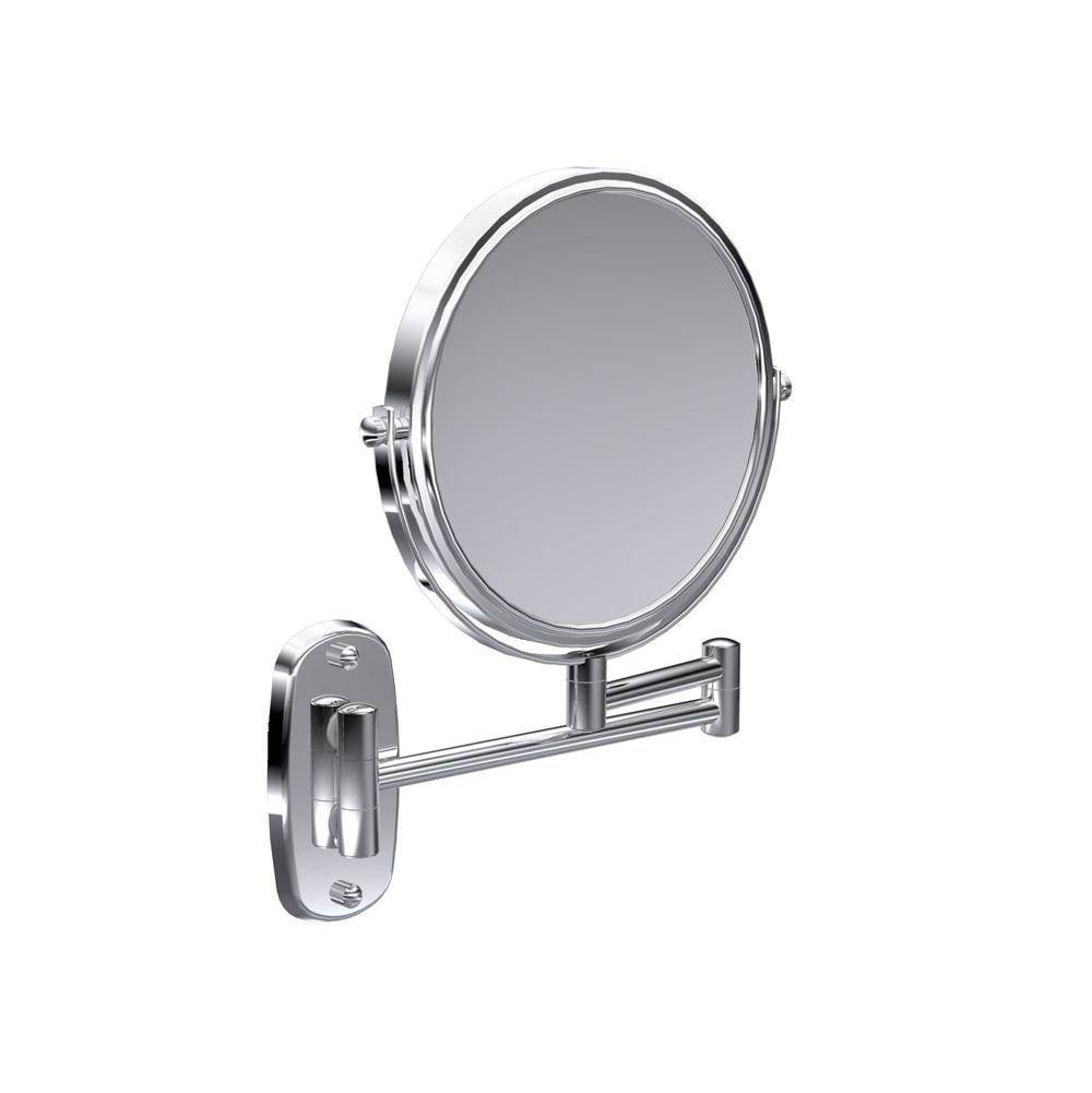 Baci Mirrors Baci Basic Round Wall Mirror - Unlighted