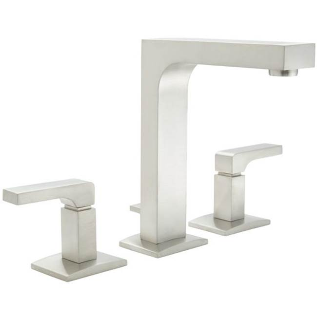 California Faucets 8'' Widespread Lavatory Faucet with ZeroDrain®