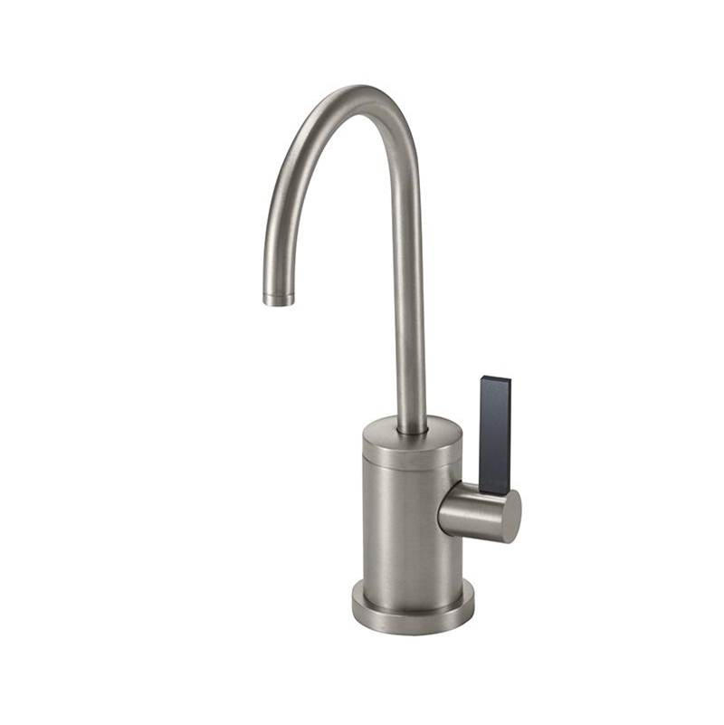 California Faucets Contemporary Style Single Handle Combo Hot & Cold Water Dispenser