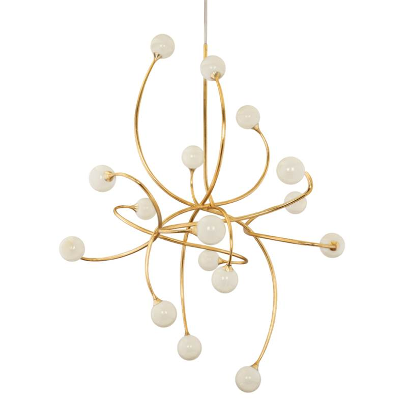 Corbett Lighting 16 Light Pendant