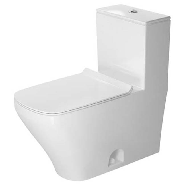 Duravit Duravit DuraStyle One-Piece Toilet with Seat White