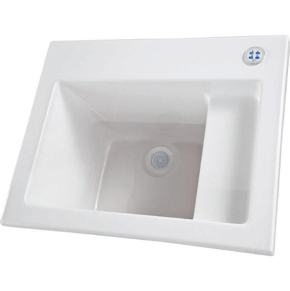 Hydro Systems DELICATE TOUCH 2126 AC - SINK ONLY - BONE
