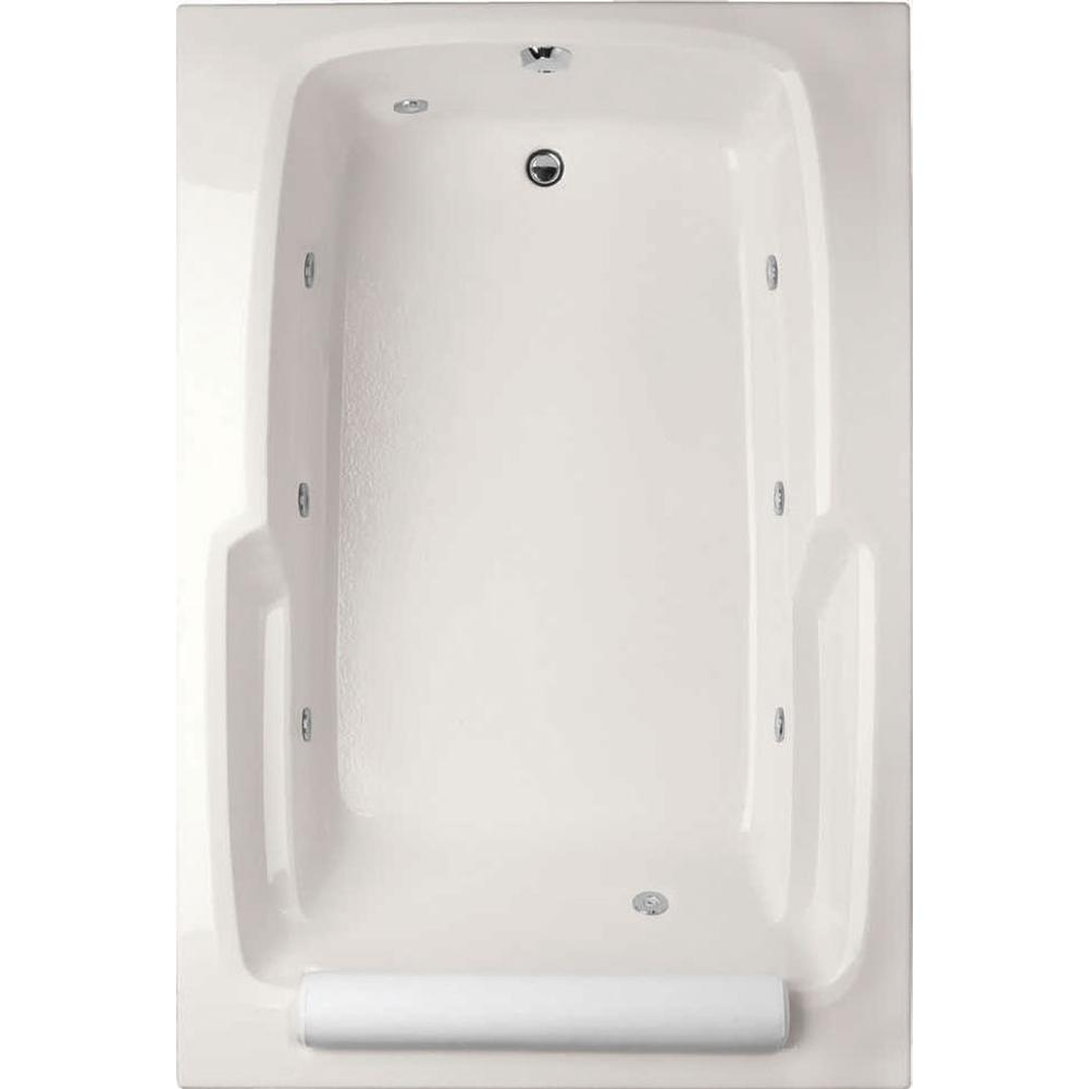 Hydro Systems DUO 6648 AC W/WHIRLPOOL SYSTEM-WHITE