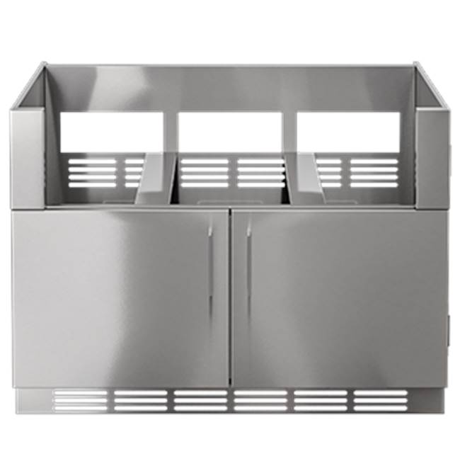 Home Refinements by Julien PURE Grill Base 48in 2Doors