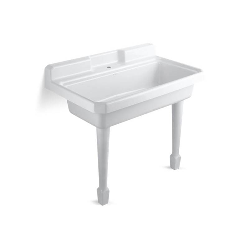 Kohler Harborview Utility Sink, 1-Hole