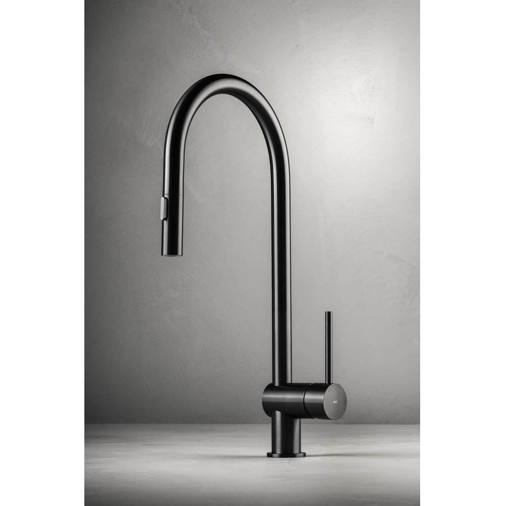 MGS VESD-MB at SplashWorks Pull Out Faucet Kitchen Faucets ...