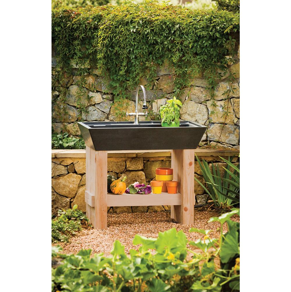 Stone Forest Salus Potting Sink