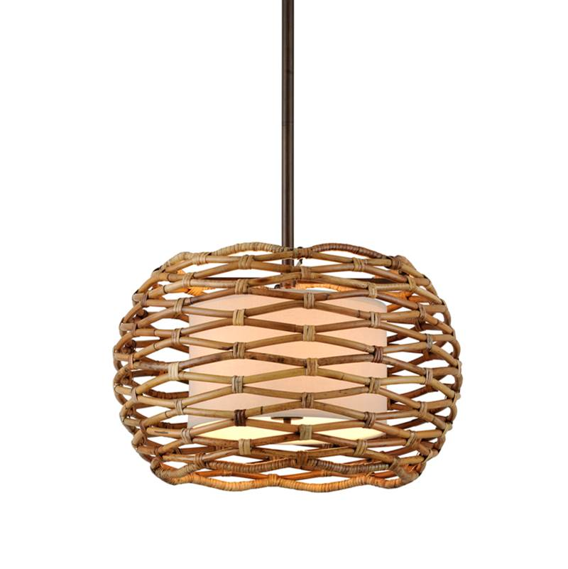 Troy Lighting Balboa 6Lt Chandelier